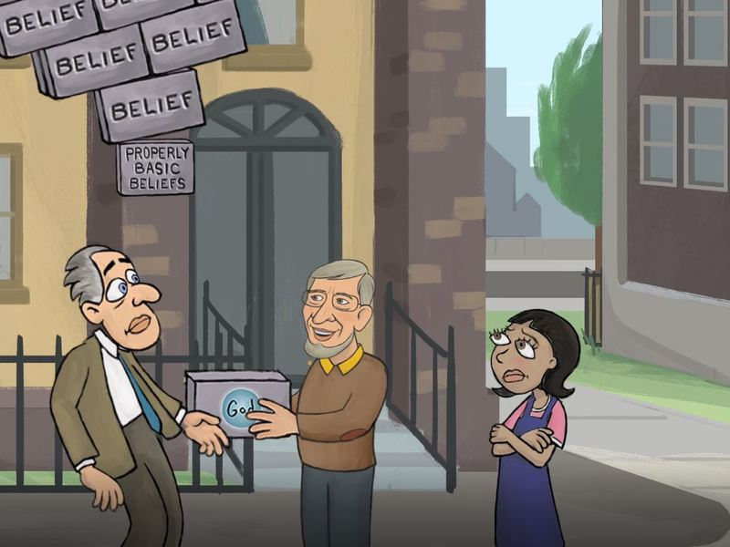 Alvin Plantinga Animated