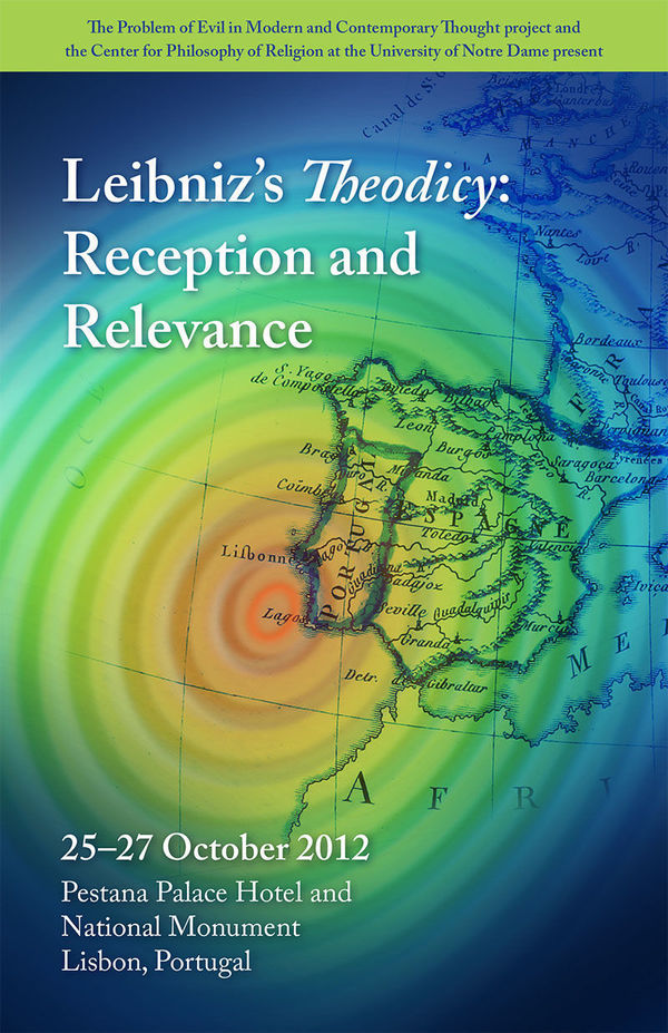 Leibniz's Theodicy: Reception and Relevance Program Cover