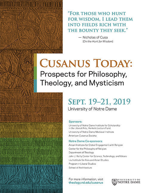 Cusanus Conference Poster