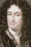 Portrait of Leibniz